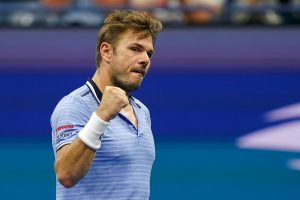 Tay vợt tennis hàng đầu thế giới Stan Wawrinka