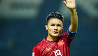 Cầu thủ xuất sắc nhất Đông Nam Á năm 2019 - Nguyễn Quang Hải