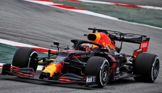 Chặng cuối của F1 năm 2020, không làm khó được Verstappen
