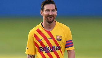 Chuyển nhượng 25/1: PSG đang tìm cách chiêu mộ Messi, Barca chiêu mộ 2 ngôi sao miễn phí