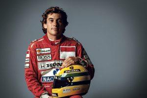 Tay đua F1 Ayrton Senna