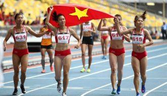 Đâu là những vận động viên điền kinh người Việt được biết đến nhiều nhất?