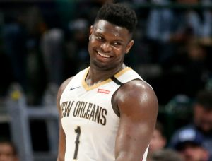 Niềm hy vọng của NBA - Zion Williamson, New Orleans Pelicans