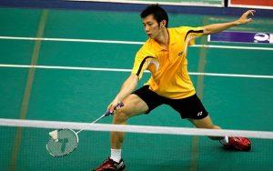 Tay vợt cầu lông Việt Nam Nguyễn Tiến Minh