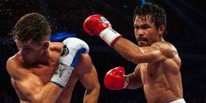 Manny Pacquiao - ''ông trùm'' võ sĩ boxing thế giới