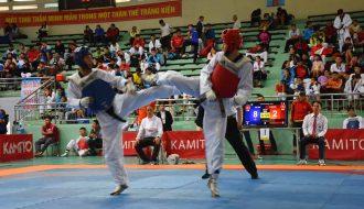 Giải Taekwondo toàn quốc 2020 trở lại trong bao mong đợi