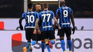 Inter Milan 2-0 Juventus: Nhà vua gục ngã trong ngày Ronaldo tịt ngòi