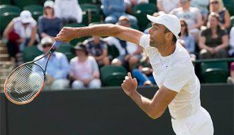 Ivo Karlovic gây bất ngờ khi lập kỷ lục tại giải ATP 250