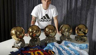 Kể về Lionel Messi - Nhân vật nổi bật nhất nhì trong làng túc cầu thế giới