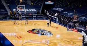 Lịch thi đấu không tưởng của mùa giải NBA năm nay