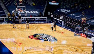 Lịch thi đấu không tưởng của mùa giải bóng rổ nhà nghề Mỹ năm nay