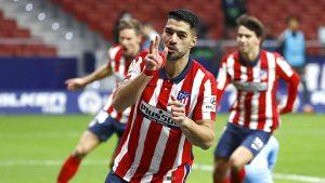 Luis Suarez linh hồn của Atletico Madrid