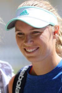 Nữ vận động viên Caroline Wozniacki