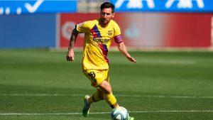 Messi được vinh danh cầu thủ kiến tạo hay nhất thế giới 10 năm qua