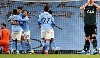 Những điểm nhấn đáng chú ý sau cuộc đại chiến Man City vs Tottenham Hostpur