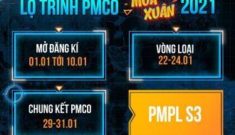 PMCO mùa xuân 2021 khởi động hứa hẹn có nhiều đổi mới