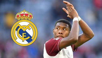 Real Madrid chuyển nhượng Alaba lá bài quản lý của Chủ tịch Perez