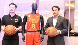 Dẫn đầu Niềm tự hào của bóng rổ Việt Nam- Saigon Heat