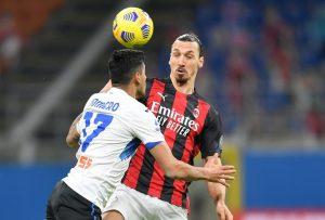 Milan thua đậm Atalanta