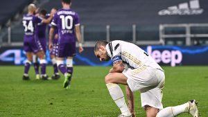 Thất bại đáng quên của ĐKVĐ Juventus trước Fiorentina