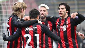 Thời cơ thuận lợi cho AC Milan giành chức vô địch Serie A mùa giải năm nay