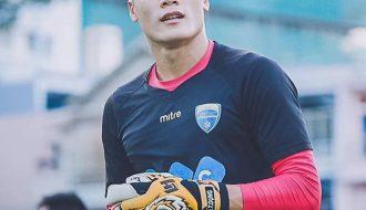 Thủ môn Bùi Tiến Dũng - Đôi tay tài năng của đội tuyển Việt Nam