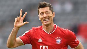 Tiền đạo Lewandowski, cỗ máy ghi bàn và lập kỉ lục với Bayern Munich