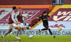 Lingard có màn ra mắt như mơ trong màu áo West Ham khi lập cú đúp.