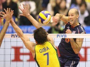 Giba là một trong số các cầu thủ bóng chuyền bật cao nhất thế giới