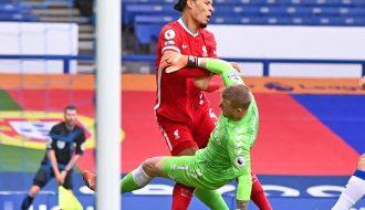 Van Dijk mang tin vui tới cho Liverpool sau chuỗi ngày tăm tối