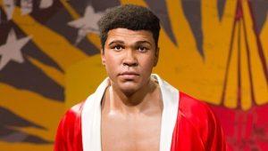 Tay đấm quyền anh Muhammad Ali