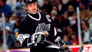 Vận động viên xuất sắc Wayne Gretzky