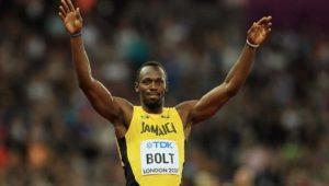 Tia chớp Usain Bolt
