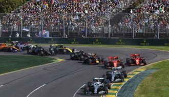 Việt Nam lại không có tên trong lịch thi đấu F1 mới này